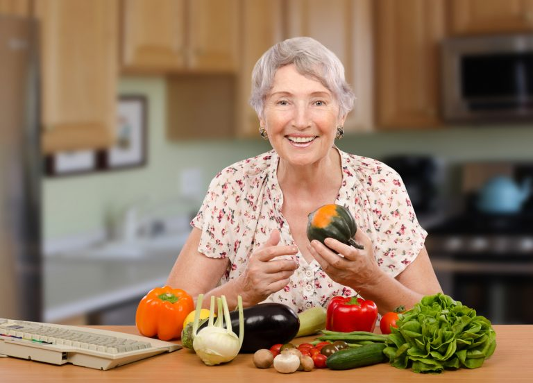 Elderly nutrition