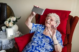 technology for seniors - senior services battle creek, mi