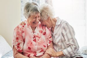 laughter for dementia - home health care battle creek mi