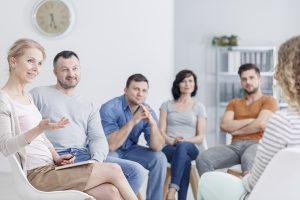 family caregiver meeting