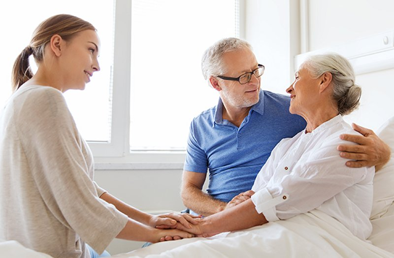 late stages of dementia -kalamazoo long term care