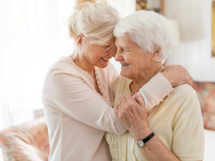 How to Talk to Someone Who Has Dementia