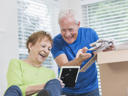 Organizing Tips for Seniors
