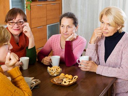 Caring for Elderly Parents