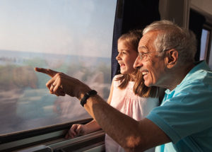 Traveling with Elderly Parents