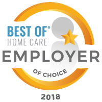 Best of Home Care Employer of Choice 2018